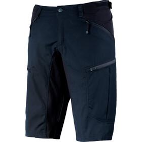 Lundhags Makke Spodnie krótkie Mężczyźni, czarny